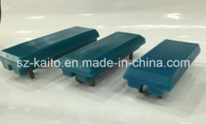 Polyurethane Track Pad for Milling Machine W1900/2000DC/W2000/W2100 pictures & photos