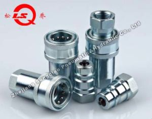 Lsq-S1 Close Type Hydraulic Quick Coupling pictures & photos