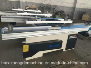 Precision Machine Sliding Table Panel Saw for Woodwork