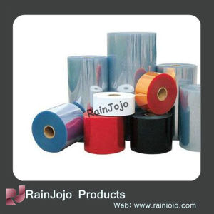 Packaging Soft Fluorescent Colorful PVC Film pictures & photos