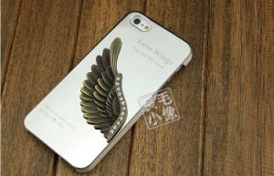 China Fashion Design Butterfly Shape Case For Iphone5 Accessories For Iphone China For Iphone Accessories And For Iphone5 Case Price