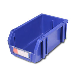 Plastic Stack and Hang Storage Bin, Storage Bin, Plastic Box (PK006) pictures & photos