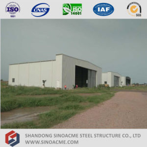 Sinoacme Sliding Door Portal Frame Structure Aircraft Hangar pictures & photos