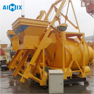 Ce Certificate Jzm750 Mixer Concrete Machine 0.75m3 pictures & photos