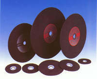 Resin-Bonded Cutting Wheels