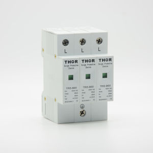 80ka Lightning Protector Lightning Surge Protector for CE pictures & photos