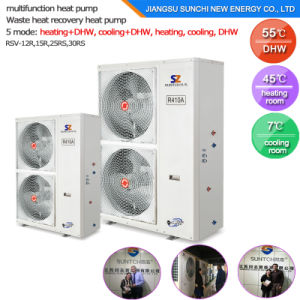 150L 200L Heating Pump All in One Ventilation Heater pictures & photos