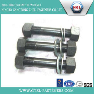 ASTM A193 B7/L7 Stud Bolt with A194 2h Heavy Hex Nut pictures & photos