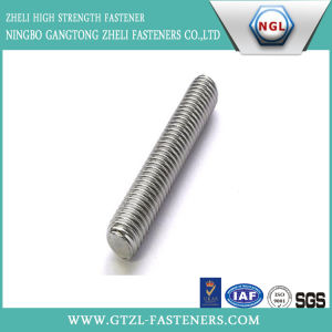 DIN975/DIN976 Threaded Bar with Zinc Plated pictures & photos