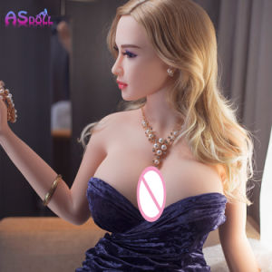 158cm Height Full Silicone Solid Love Doll Skeleton Entity Dolls pictures & photos