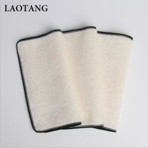 Bamboo Fiber Washing Clean Dish Towels Kitchen Cleaning Cloths