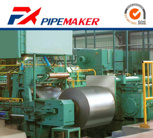 Six Roller Reversible Cold Rolling Mill