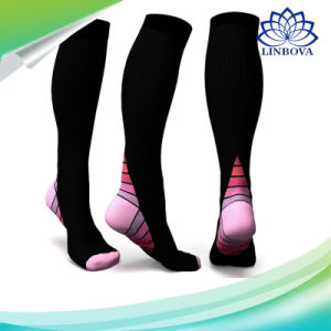 f0d9730c57 Wholesale Compression Socks Breathable Sports Socks for Male Travel Boost  Stamina Flexible Long Nylon Sock