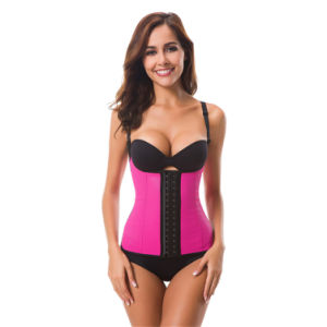 0a611861fe8 China Waist Trainer Corset for Weight Loss Tummy Control Body Shaper ...