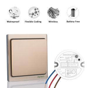 China Linptech K4 Golden High End Wireless Eco Self Power Long