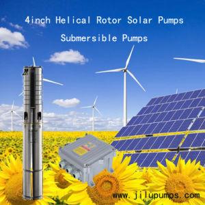 1000W Solar Powered Deep Well DC Pump Irrigation Pump
