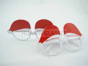 Christmas Cap Party Glasses