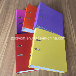 "Assorted Color Printing A4 FC 3"" Paper Lever Arch File pictures & photos"