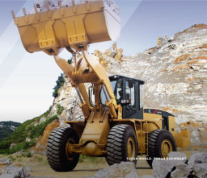 Competive Low Price 5 Ton Wheel Loader with Rock Bucket pictures & photos