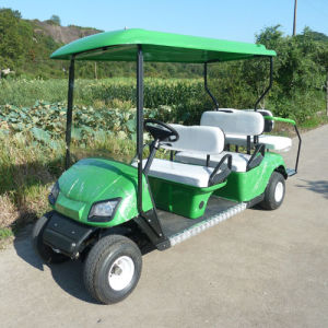 Chinese 6 Seat Electric Golf Buggy (JD-GE502B) pictures & photos