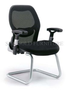 High Quality Mesh Fabric Meeting Chair (SZ-OC048) pictures & photos