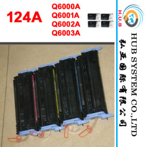 Laser Printer Cartridge for HP Q6000A; Q6001A; Q6002A; Q6003A, Original Raw Materials pictures & photos