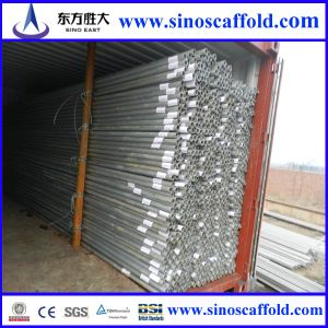 2 Inch Hot DIP Galvanized Scaffolding Steel Pipes Factory Price pictures & photos