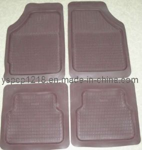 Anti-Slip PVC /TPR Car Floor Mats (YD-0067)