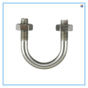 U Bolt Made of Stainless Steel, T304 or T316 pictures & photos