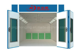 Car Spray Booth for Australia Market (Model: JZJ-100B) pictures & photos