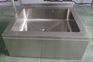 "Mop Sink 16""X20""X6""/304 Stainless Steel"