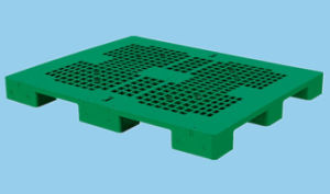 1200X1000X110mm Dampproof Grid Customized Plastic Warehouse Tray Manufacturer From Australia