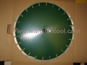 350mm Diamond Saw Blade for Concrete (WSDSB-C350A) pictures & photos