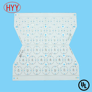 Different Aluminum Circuit Board with HASL (HYY-3005)