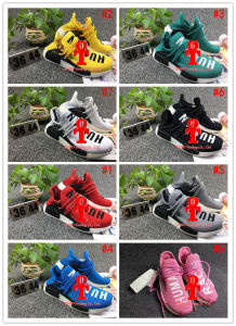 quality design ef78b 2745a China . [with Originals Box] 2017 Cheap Human Race Nmd ...