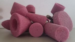 Pink Color Mounted Wheels/Sanding Disc/Grinding Wheels/Sticks pictures & photos