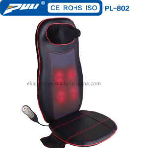 Comfortable Electric Rollor Heating Massage Cushion