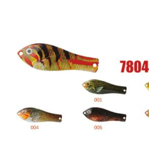 High Quality 8g Fishing Spoon Lures pictures & photos