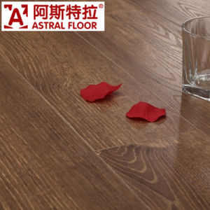 Wood Grain Surface (V-Groove) Laminate Flooring (AS3503-10) pictures & photos