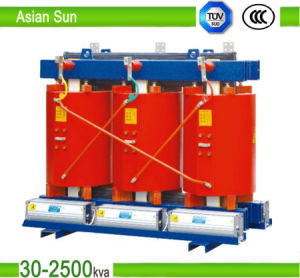Three Phase Epoxy Cast Resin Dry Type Transformer pictures & photos