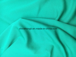 Bird-Eye Fabric 100%Poly, 140GSM, Mesh Knitting Fabric for Sport Garment with Quick Dry pictures & photos