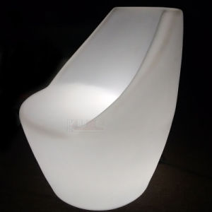 White Color LED Chair LED Special Bar Furniture pictures & photos