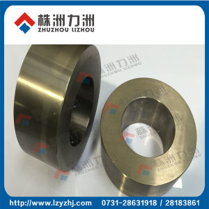 Customized Tungsten Carbide Rings of Finished with Groove