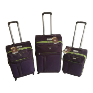 EVA 360degree Wheels Trolley Case Luggage Bag Jb-D016 pictures & photos