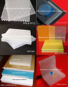 PP Honeycomb FRP Panel PC Honeycomb