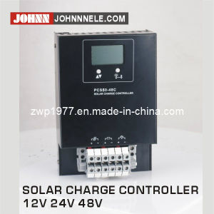 12V/24V Solar Charge Controller (PCS50-48C) pictures & photos