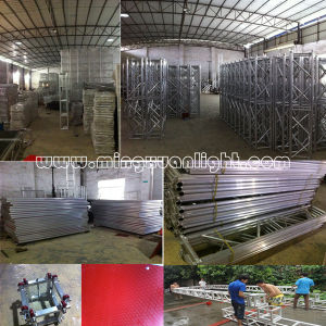 on Sale 6082-T6 Aluminum Truss for Concert, Fashion Show Stage pictures & photos