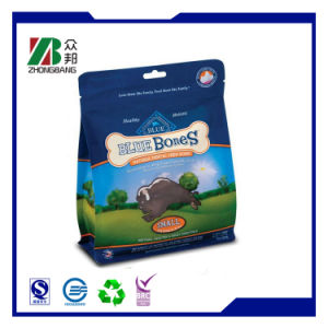 PE Dog Food Pouch with Euro Hole pictures & photos