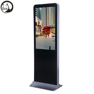 32 Inch Floor Standing Network Ad/Advertising Player, Kiosk (android, RK3188 quad core 1.6G) pictures & photos