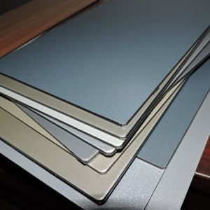 PVDF Aluminum Composite Panel ACP Acm Plate pictures & photos